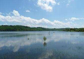 Lac de Bassillon-Vauzé, Vic-Bilh/Madiran
