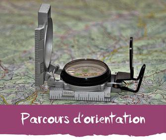 Parcours d'orientation - Tourisme Nord Béarn Madiran