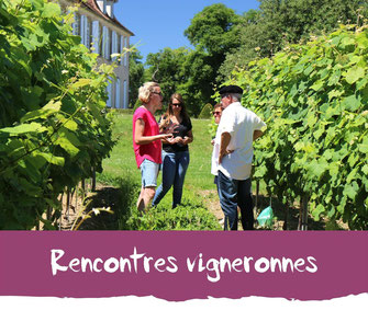 Rencontres vigneronnes Tourisme Nord Béarn Madiran