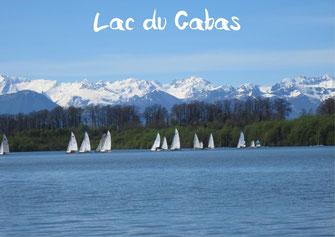 Lac Gabas Eslourenties-Daban tourisme Nord Béarn Madiran