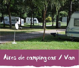 Aires de camping-car Vic-Bilh vgnoble Madiran