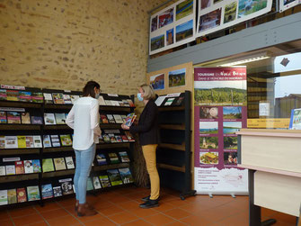 Bureau d'information touristique Lembeye / Nord Béarn Madiran