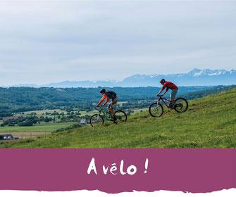 cyclotourisme vélo - Tourisme Nord Béarn Madiran