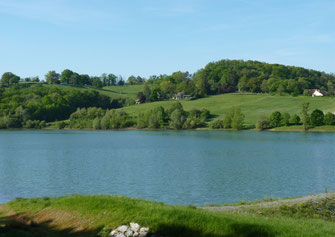 Lac de Cadillon, Vic-Bilh/Madiran