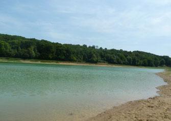 Lac de Séméacq-Blachon, Vic-Bilh/Madiran