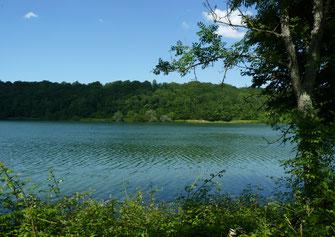 Lac du Balaing Navaille Angos Tourisme Nord Béarn crédit photo SMT
