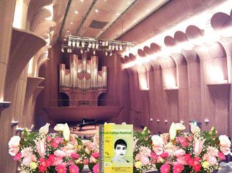 第12回マリアカラスフェスティバル  in Tokyoオペラアリア・ガラコンサート