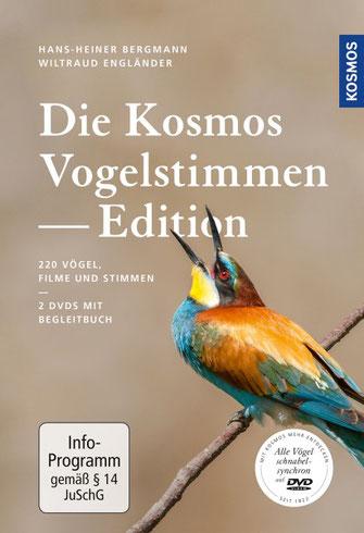 Die grosse Kosmos Vogelstimmen DVD