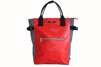 7clouds Mendo 7.1 red backpack