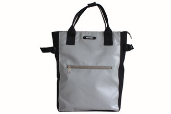 7clouds shopper backpack Mendo 7.1 grey collection 2018