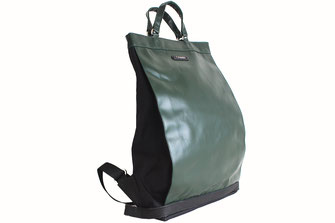 designer backpack Aduna 7.1 jungle green from 7clouds