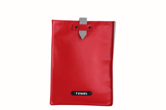 7clouds tablet sleeve red