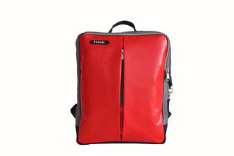 7clouds Ikon 7.1 red backpack