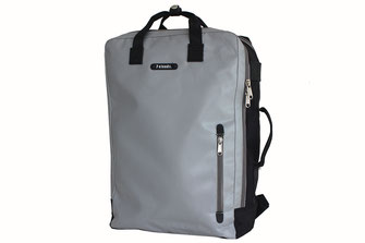 7clouds laptop backpack Agal 7.1 grey collection 2018