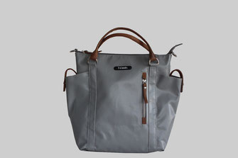 shoulderbag Lana in grey from 7clouds