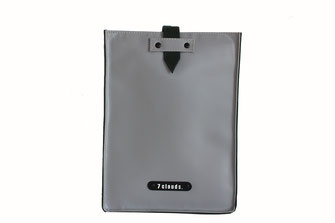 7clouds tablet sleeve grey