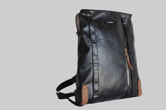 lady backpack Tossa black from 7clouds