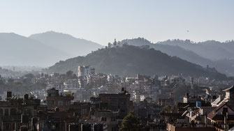 Walter-Schwab-Kathmandu-Swayambhunath
