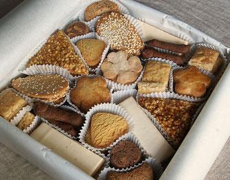 biscuits Les retrouvailles