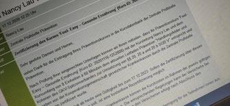 Der neue Präventionskurs zum Thema gesunde Ernährung - jetzt online buchbar