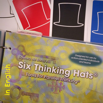 Six Thinking Hats | Berlin | 22.06.2017 | Techniques to make the best decision. Fast. Smart. Efficient.