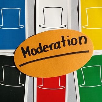 Six Thinking Hats Moderation für kreative und effiziente Seminare und Workshops