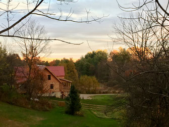 FALL SEASON AT LODGE SOLANGE B&B