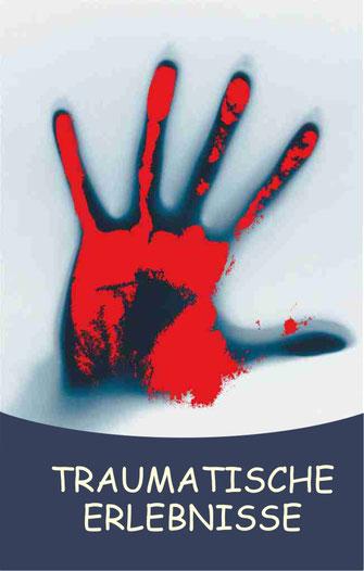 traumatische Erlebnisse - Trauma - posttraumatische Belastungsstörung - Psychosomatische Energetik - PSE