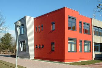 Regental Gymnasium Nittenau Anbau Modern