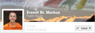Eremit Br. Markus on Facebook