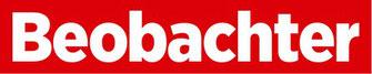 Logo swiss magazine Schweizer Beobachter