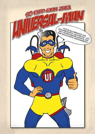 Universal-Man Brandschutzschulung Feuerlöscher Schulung Bern Universal Kosten Preis Sicherheitsbeauftragter