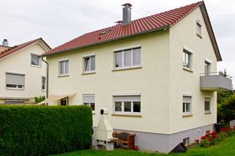 Fassadenanstrich, Fassade sanieren, Wohnhaus sanieren in bonn, Honnef, Hennef, Königswinter, Siegburg