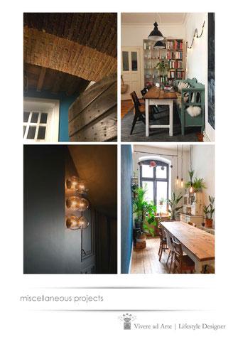 Vivere Ad Arte Interior | Progetti Abitare | Home Decor