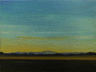 3. Nov, 2013, Ölbild, Landschaft