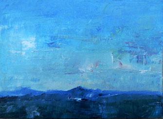 berge, blau marquard