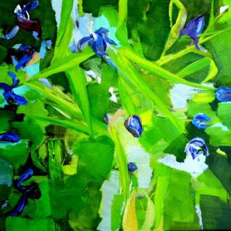 Tulpen, abstrakt