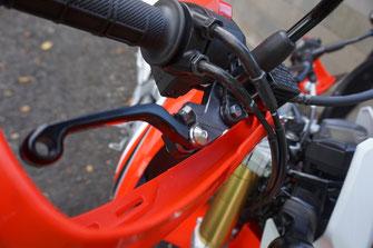 3 Finger Schalthebel und Kupplungshebel für die Honda CRF 250 L