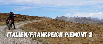 Piemont Reisebericht Teil2 (Motorrad Reise )