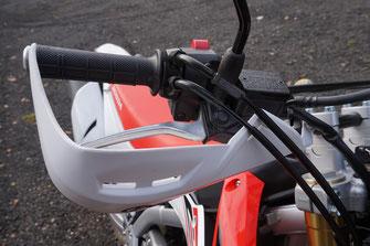 Polisport Handguards für die Honda CRF250L