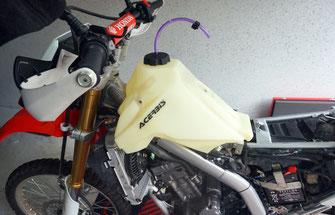 Acerbis Tank für die Honda CRF250L