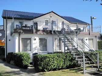 Haus Strandstraße in Zingst