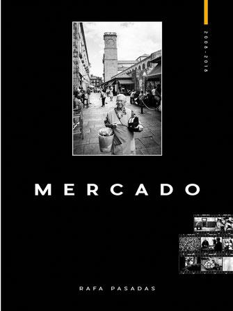 Portada libro MERCADO // Ed. Cuarto Pexigo // 2019