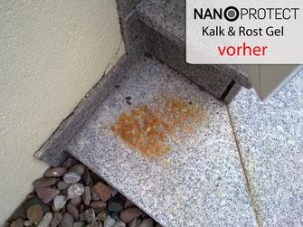 Nanoprotect Kalk & Rost Gel – Kraftvoll und schonend zugleich gegen Kalk- und Rostablagerungen