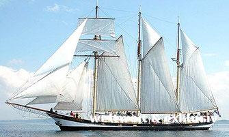 Traditionssegler Kiel Ostsee
