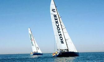 Volvo Ocean Racer VO60 Charter speed sailing