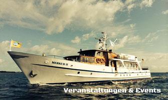 Schiffe eventlocation Charter Kiel