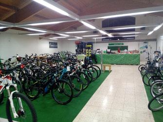 Die e-motion e-Bike Welt in Ravensburg