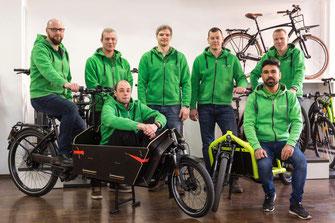 Die e-motion e-Bike Experten im e-motion e-Bike Premium Shop in Hannover