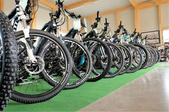 Die e-motion e-Bike Welt in Tuttlingen